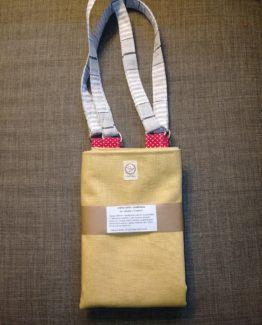 Lněná nákupní taška